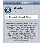 install ultrasnow on iPhone