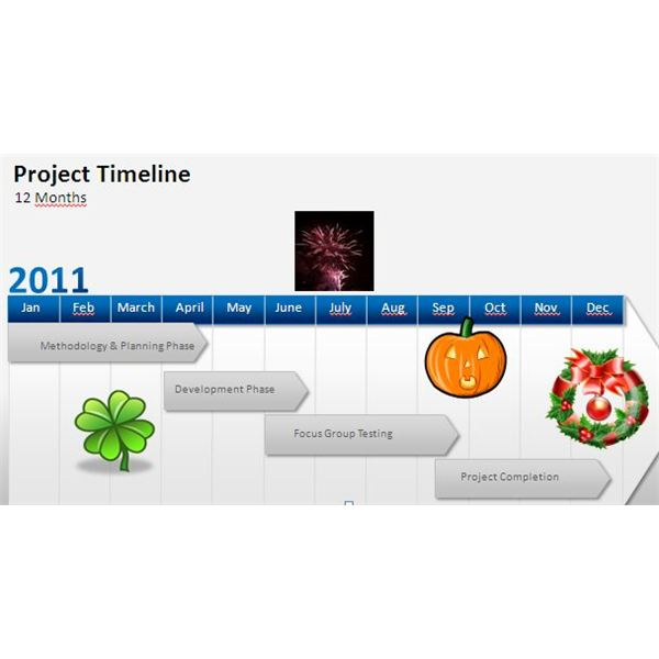 Putting Together Creative Timelines For Projects: Ideas And Tools