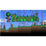 Terraria Logo Screen
