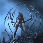 Infested Kerrigan - Starcraft 2 Characters