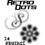 Retro Dots by Chachai