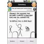 Comic Strips Android App