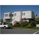 Edmonds WA Streamline Moderne Apartment House