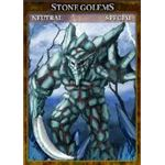 Warlords Stone Golem
