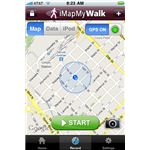 iMapMyWalk