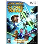 Clone Wars Lightsaber Duel Cover Art