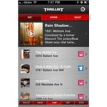 Thrillist iPhone App Screen 2