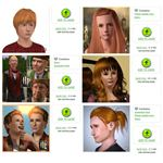 The Sims 3 The Weasleys