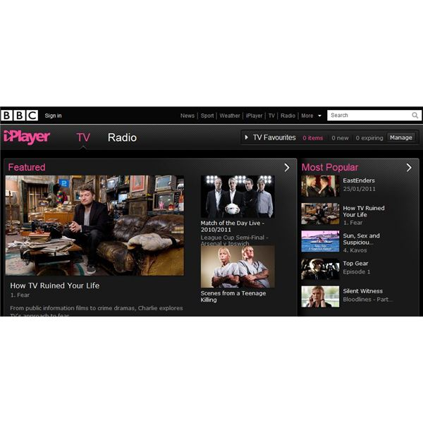 Watch UK TV and BBC Iplayer Abroad   You can watch any ...