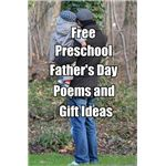 Preschool Poems and Gift Ideas for Father's Day