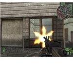 The game features semi-destructible environments