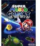 Super Mario Galaxy art