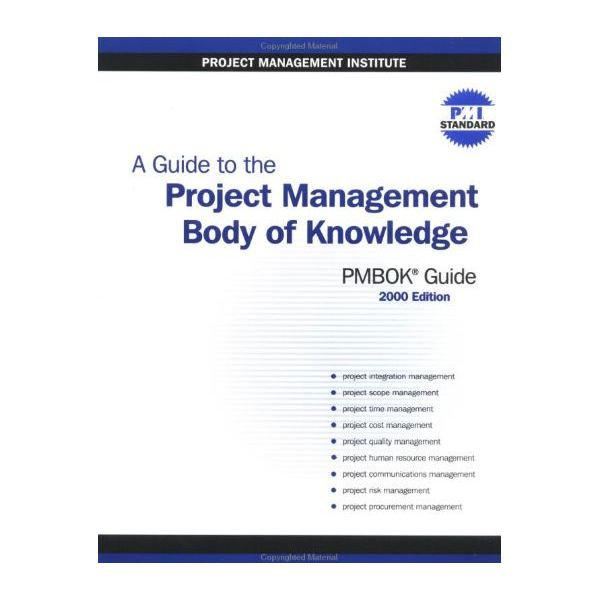 PMBOK Guide and Standards