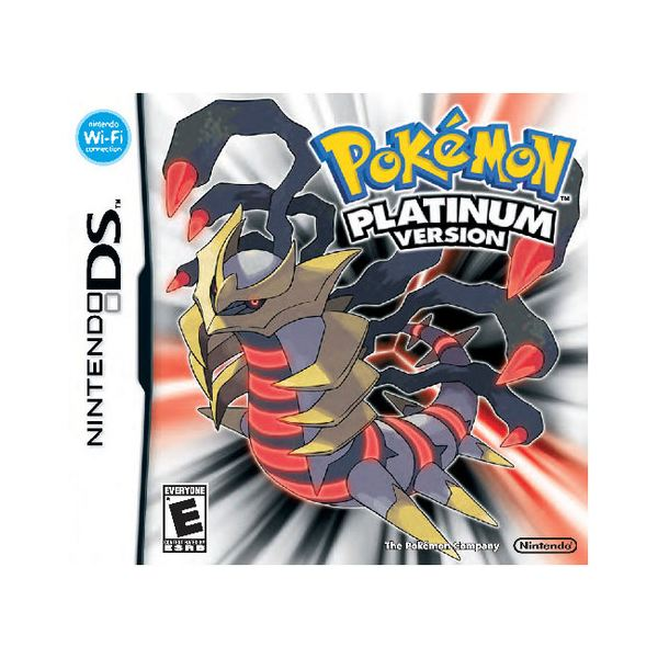 catch any pokemon platinum