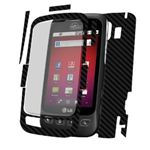 Black Carbon Fiber FILM Shield & Screen Protector