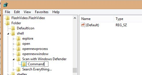 how to add exceptions to windows defender windows 8