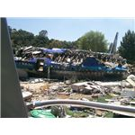 Crash Site at Universal Studios