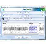 CA Antivirus Scan