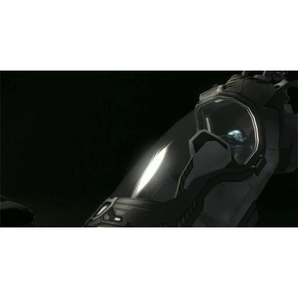 Halo reach master chief easter egg - Master chief in halo reach ...