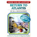 Choose Your Own Adventure Gamebooks - Return to Atlantis iPhone Version