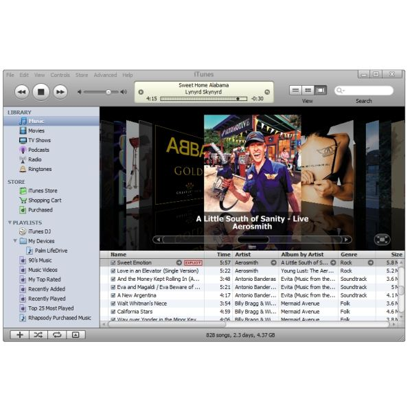 how to play mp3 in itunes