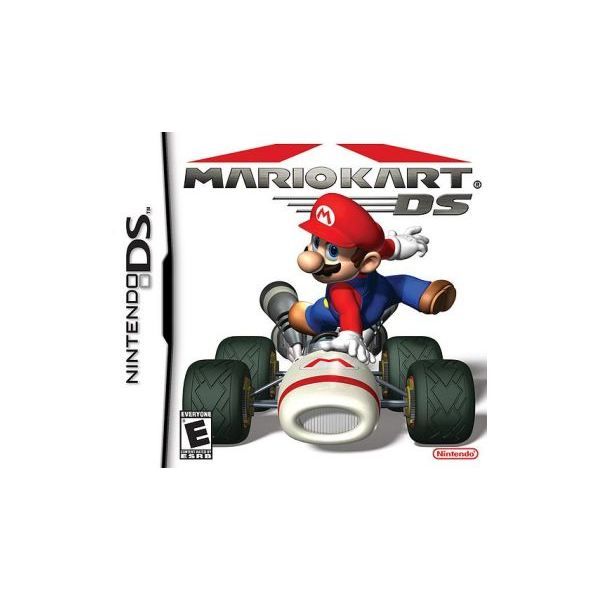 super mario cart ds