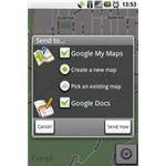 My Tracks - Options Menu By Google