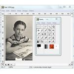 Free Old Photo Retouching Software: PaintStar