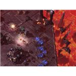 Starcraft 2 Brood Lord - Brood Lords put Terran base to sword