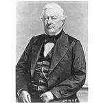Millard Fillmore. Waist length, seated - NARA - 530497