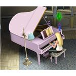 The Sims 3 Piano