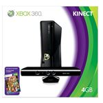 XBox 360 4GB Kinect Bundle
