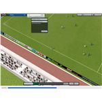 Tactical options can be altered during a match in Football Manager 2010