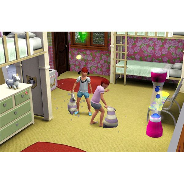 Save Space With The Sims 3 Bunk Beds For Kids And Teens