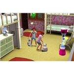 The Sims 3 pillow fight with kids