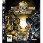 Mortal Kombat vs DC Universe for the PS3 or Xbox 360