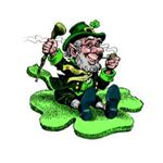 Christmas Graphics Plus Leprechaun Clipart