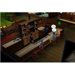 The Sims 3 Late Night Eugi Bar