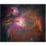 Hubble's image of the Orion Nebula. Credit: NASA