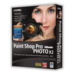 Corel Paint Shop Pro Photo X2 Ultimate Box Shot Right