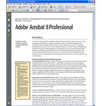 Adobe Acrobat Professional 9.0