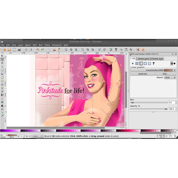 Free open source alternatives for adobe cs5 applications scribus inkscape gimp synfig more Open source illustrator