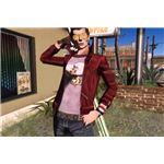 Ultimately, Travis Touchdown is the more likable character of the two.