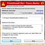 Process Monitor Alert