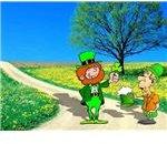 st-patricks-day-scrapbook-backgrounds-leprechaun