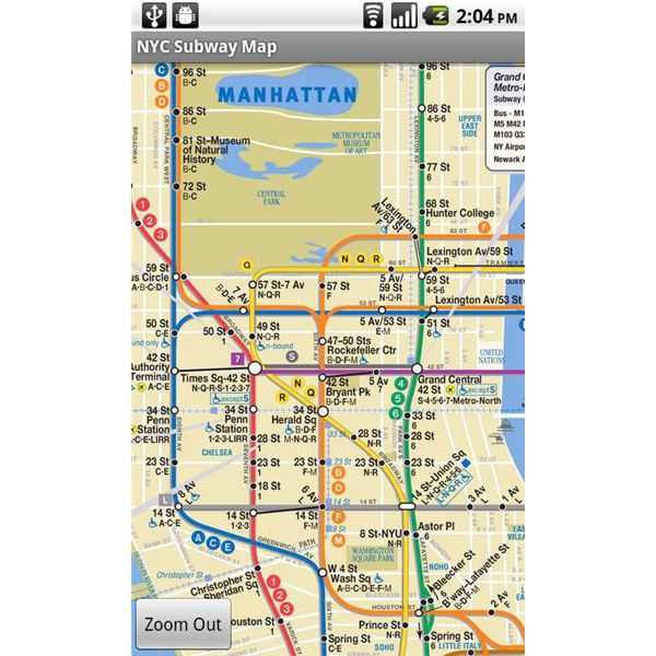 Best Nyc Subway App For Android Phone
