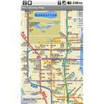 NYC Bus & Subway Maps