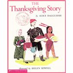 the thanksgiving story book cover
