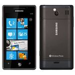 The Samsung Omnia 7 is waiting for a Windows Phone 7 update