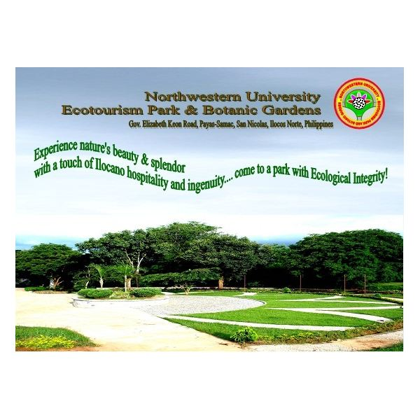 Explore the philippines famous landforms a showcase of nwu ecotourism park and botanic gardens sciox Image collections